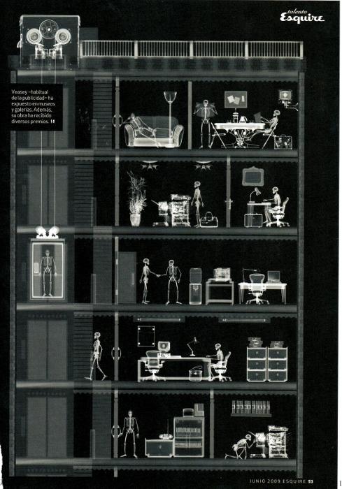 13 Rue del Percebe con esqueletos