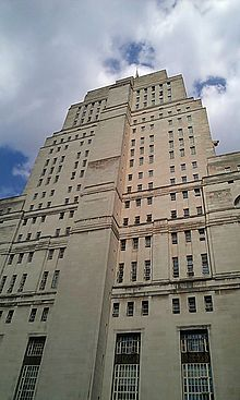 Senate House de Londres