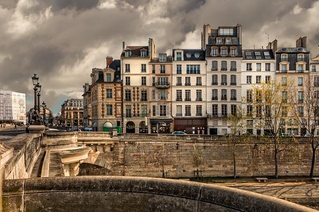 Zona del Sena en París