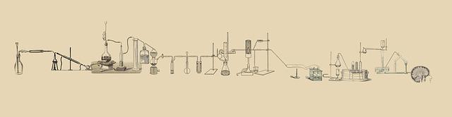 Esquema de proceso químico