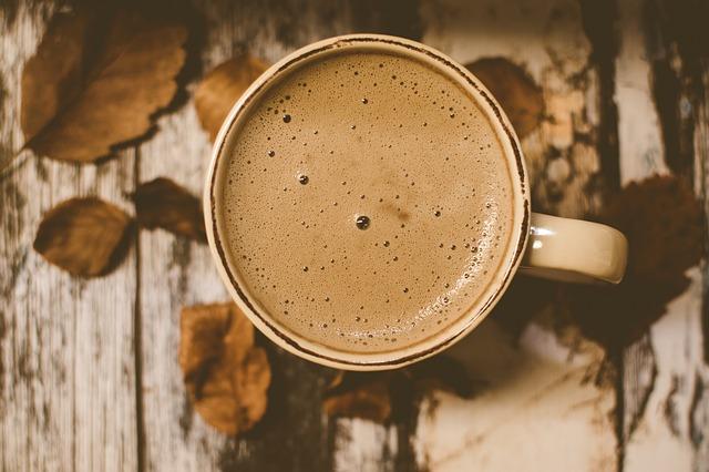 Taza grande de café